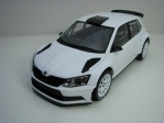 Škoda Fabia R5 Plain Body version 1:18 Fox Toys